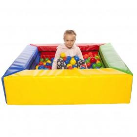 Toddler ball pool standard
