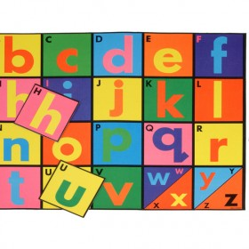 Alphabet Playmat & Floor Tiles