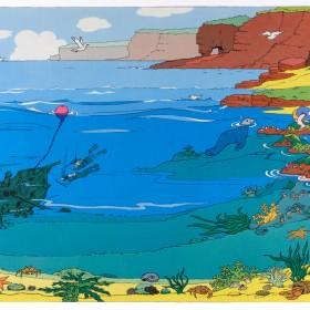 Sealife Playmat