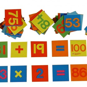 Numbers & Symbols