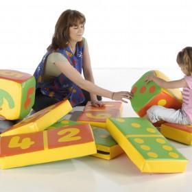 Domino Floor Cushions
