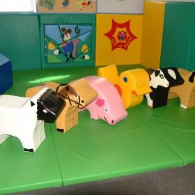 Soft Play Farmyard Animals