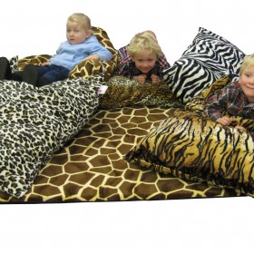 Safari Floor Cushions – Big 5 Safari