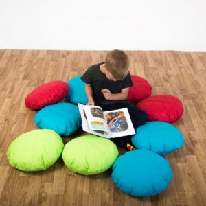Child Padded Scatter Cushions