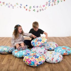 Child Educational Scatter Cushions