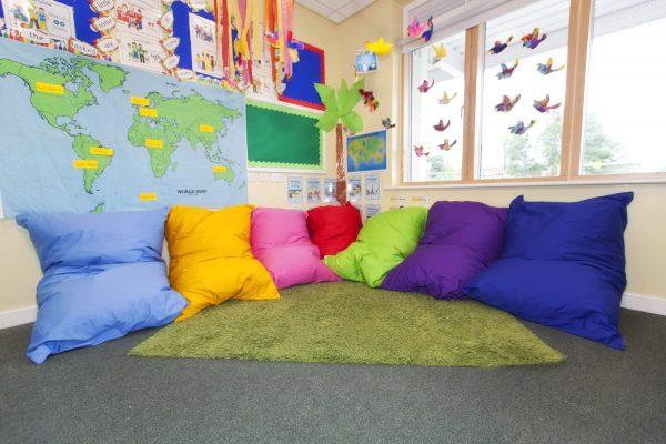Giant Child Floor Cushion Cotton