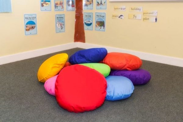 Child Cotton Scatter Cushions