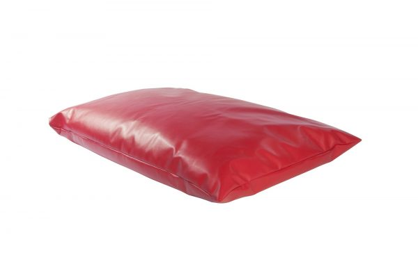 Child Faux Leather Floor Cushion