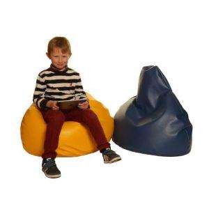 Child Pear Bean Bag
