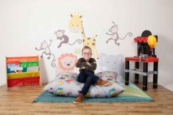 Child Educational Floor Cushion