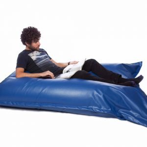 Colossus Teen Faux Leather Floor Cushion